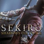 Sekiro Shadows Die Twice Portada