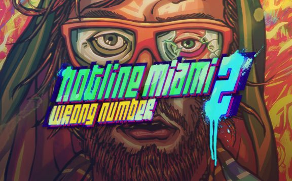 Hotline Miami 2 Wrong Number Portada