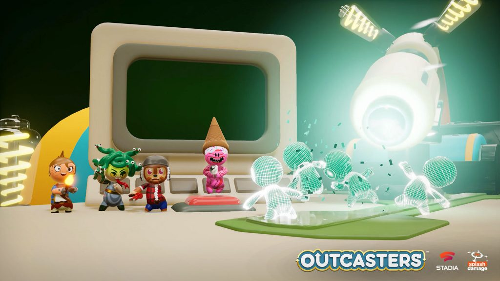 Outcasters
