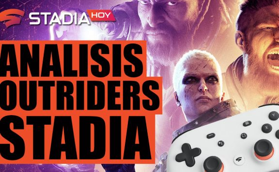 Analisis Outriders Stadia