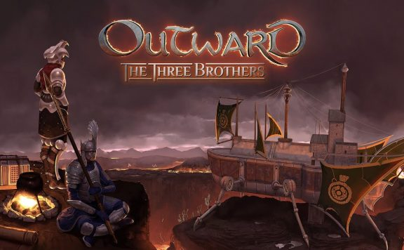 Outward The Three Brothers
