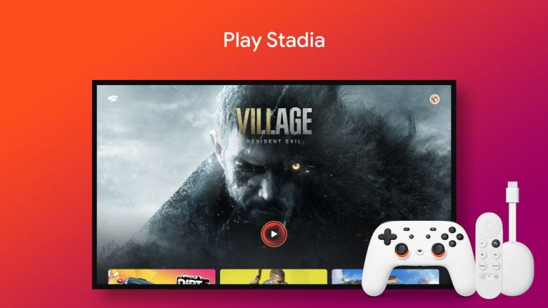 Stadia Google TV Android TV OS
